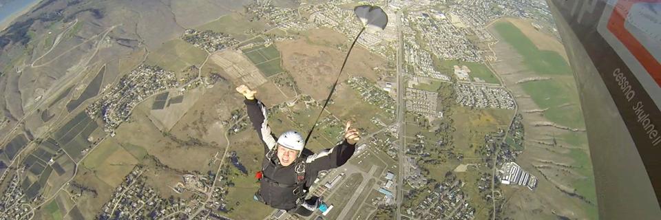 Skydiving Chilliwack